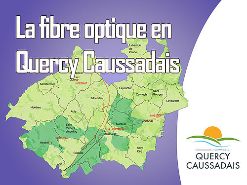 fibre optique caussade