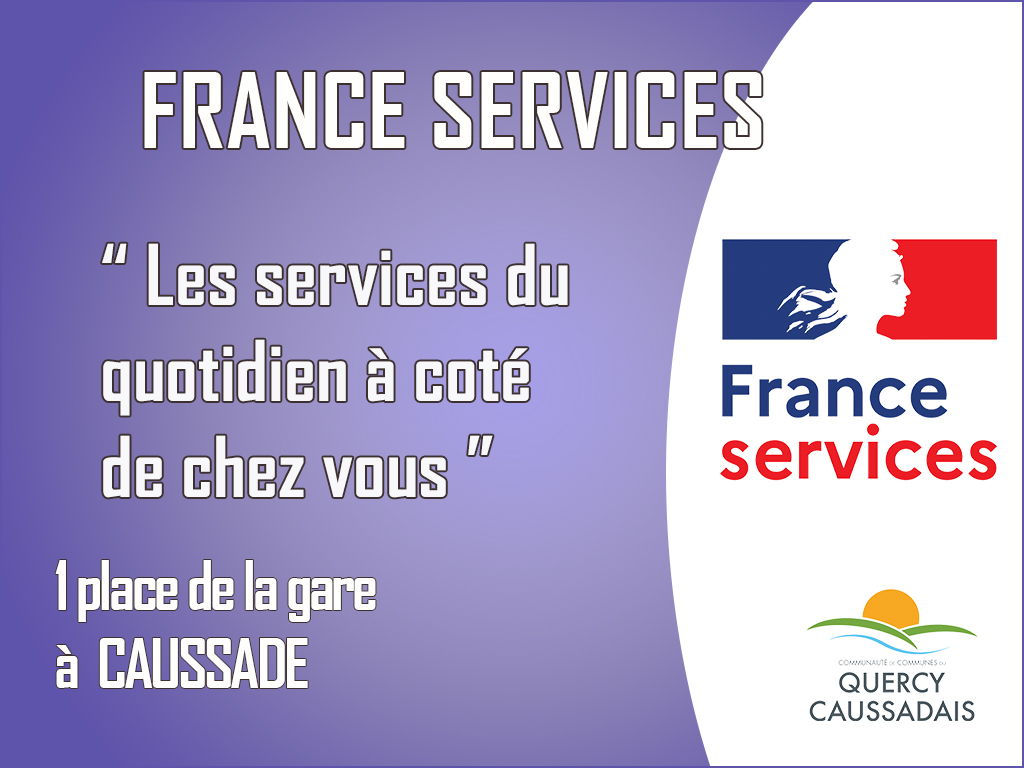 FRance Services CAussade